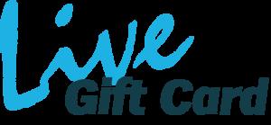 Live Gift Card, carte cadeau indépendante et autonome