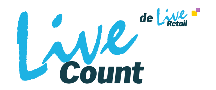 Live Count, solution comptage clients