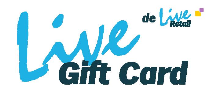 Live Gift Card, solution carte cadeau indépendante et autonome
