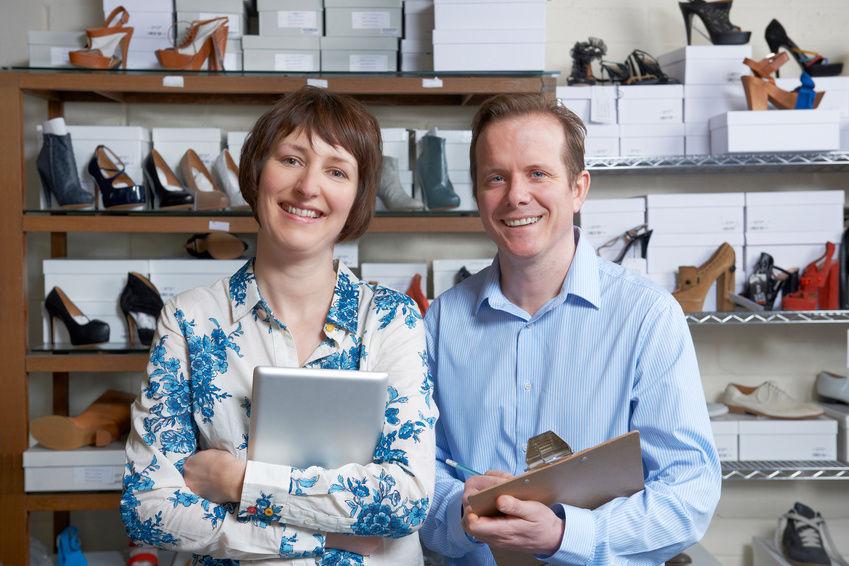 Logiciel caisse chaussures